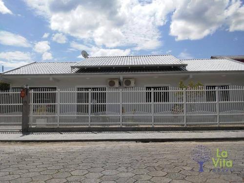 Casa À Venda, 328 M² Por R$ 620.000,00 - Figueira - Gaspar/sc - Ca0408