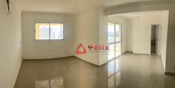 Apartamento Com 3 Dormitórios À Venda, 125 M² Por R$ 560.000 - Edifício Étoile - Jardim Eulália - Taubaté/sp - Ap1507