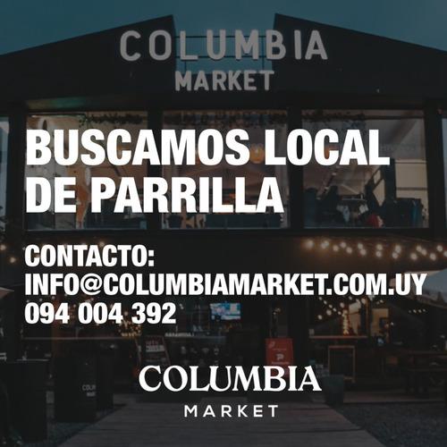 Local De Parrilla Columbia Market - Ciudad De La Costa