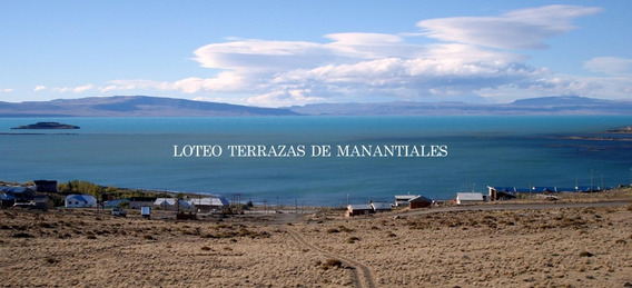 Terreno En Venta En El Calafate - Vista Al Lago