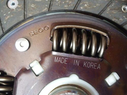 Imagen 1 de 7 de Embrague Hyundai Atos Original Prime Marca Seco Corea Consul