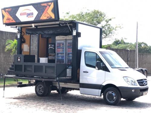 Sprinter 515 Cdi + Food Truck