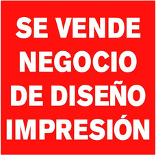 Negocio Completo, Sublimacion, Vinil, Serigrafia, Invitacion
