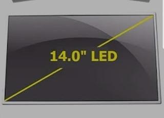 Display Lcd Led 14 40 Pines Hp, Lenovo, Samsung. Etc
