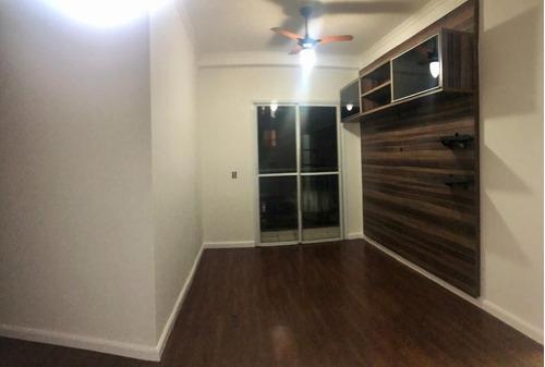 Imagem 1 de 9 de Apartamento Com 2 Dormitórios À Venda, 60 M² Por R$ 365.000,00 - Jardim Tupanci - Barueri/sp - Ap5021