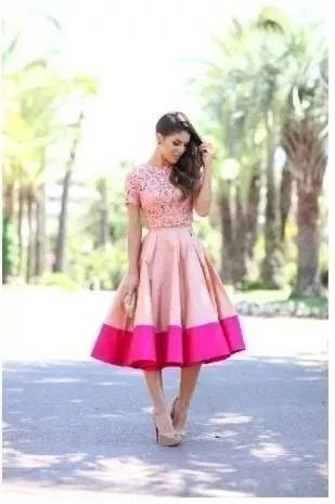 Linda Saia Midi Moda Evangelica Cod#shir+