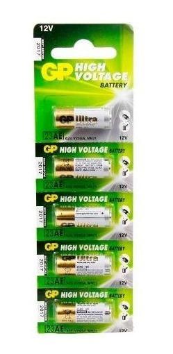 Bateria Alcalina 12v Cartela C/ 5 Unidades - Gp 23ae