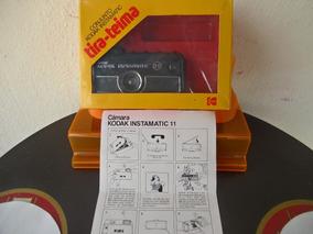 Câmera Fotográfica Tira Teima Kodak Na Caixa Sem Uso ( Nova