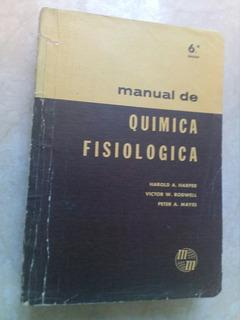 H2 Quimica Fisiologica- Harper, Rodwell- 1978