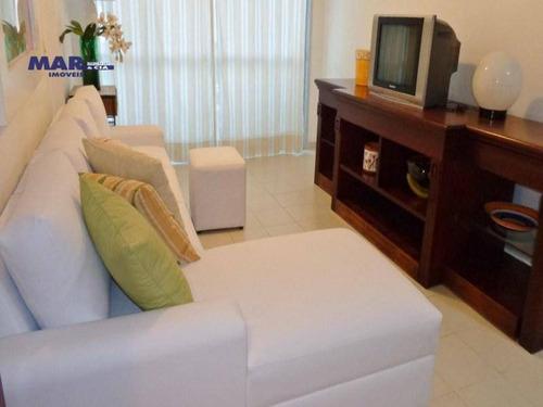 Imagem 1 de 16 de Apartamento Residencial À Venda, Barra Funda, Guarujá - . - Ap6758