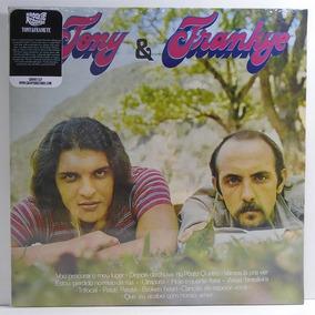 Tony E Frankye 1971 Lp Reedição Raul Seixas Tim Maia Groovie