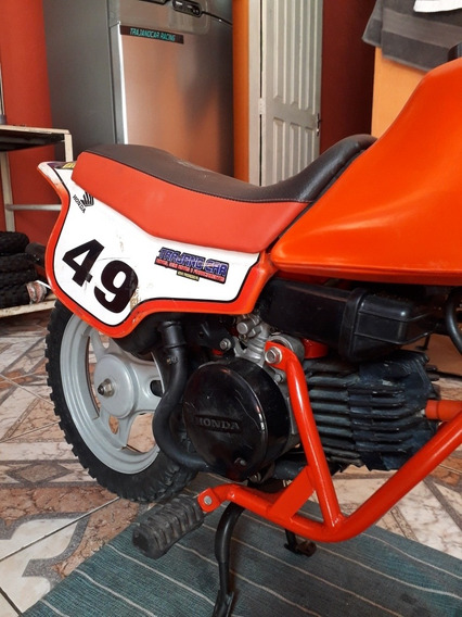 Honda Qr 50 Altomatic Mini Moto Cross Infantil