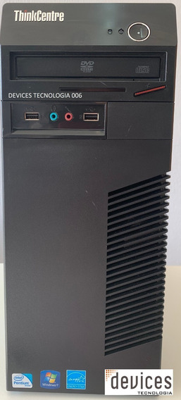 Desktop Lenovo Thinkpad M72e Intel Dual Core G64 4gb 320gb