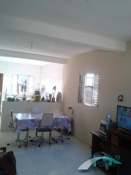 Casa 2 Dormitórios - Aceita Carro - Parcela- Caraminguava - Peruíbe/sp - Ca00372 - 32695970