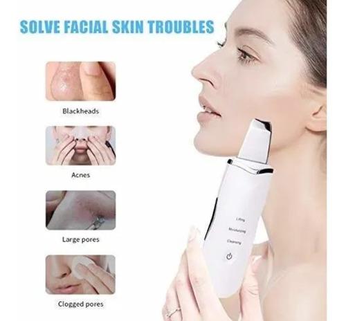 Pala Ultrasonido Limpieza Facial Y Corporal