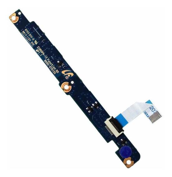 Placa Auxiliar Botão De Funções Samsung Ba92-07015a (11818)