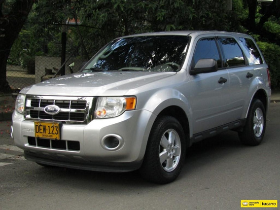 Ford Escape Xls 3000 Cc At 4x2