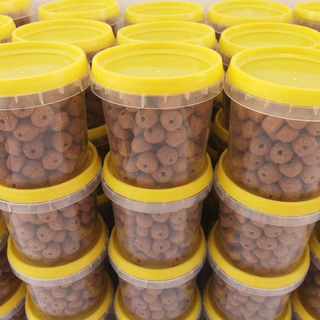 Ração Furadinha 5 Potes Special Dog + 5 Potes Acquamil P22