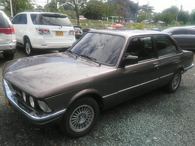 Bmw 1982 Coupe 320 Mecanico