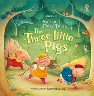 Pop-up Three Little Pigs : Susanna Davidson