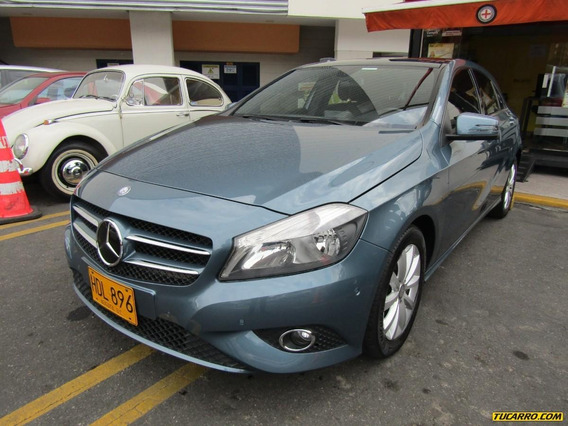 Mercedes Benz Clase A 200 1.6 At