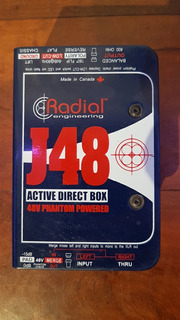 Caja Directa Radial J48