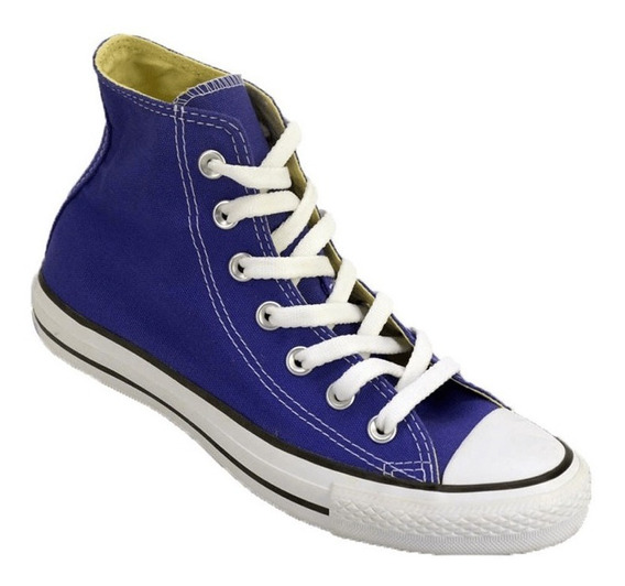 Zapatilla Converse All Star Hi Violeta