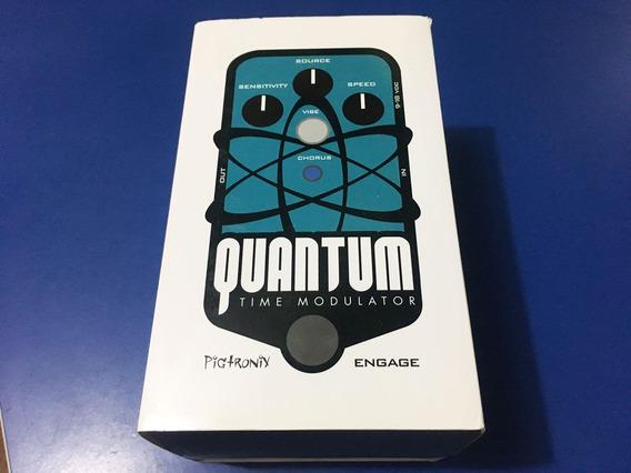 Pedal Pigtronix Quantum Chorus Flanger Tremolo