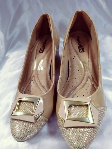 Sapato Fem Ramarim Confortflex Super Confortavel