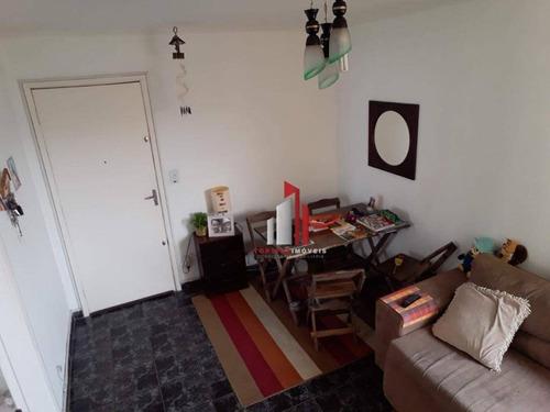 Apartamento Com 2 Dormitórios À Venda, 54 M² Por R$ 349.000,30 - Pirituba - São Paulo/sp - Ap0516
