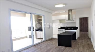 Apartamento Com 1 Dormitório Para Alugar, 55 M² Por R$ 1.600/mês - Condomínio Sky Towers - Indaiatuba/sp - Ap0005