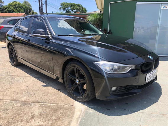 Bmw Serie 3 2.0 Active Flex Aut. 4p 184 Hp 2014