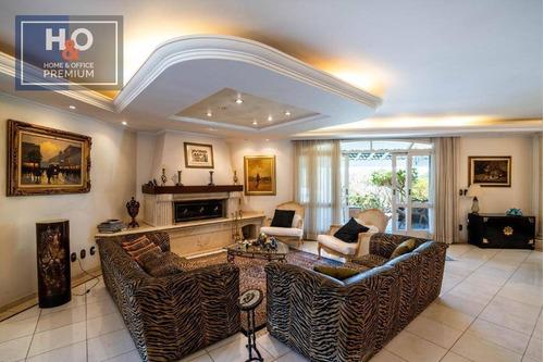 Mara Casa Em Condomínio, 5 Dorm, 1.200 M² - Venda Ou Locação - Estância Recreativa San Fernando - Valinhos/sp - Ca0137