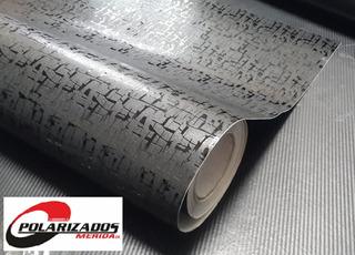 Vinil Texturizado Letras Chinas (0.50m X 1.52 M) Promo!