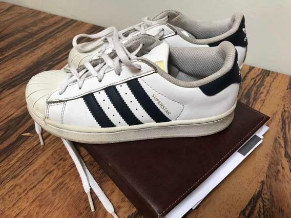 Zapatillas Superstar Originales Talle 33