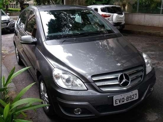 Mercedes-benz B 180 1.7 Comfort 8v Gasolina 4p Aut. 2011 B75