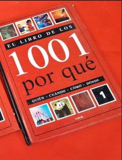 Libro-el Libro De Los 1001 Por Que