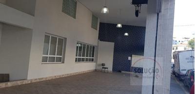 Sala Comercial Para Alugar No Bairro Santa Maria Em São - 694-2