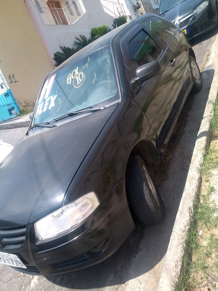Volkswagen Gol 1.0 Ecomotion Total Flex 3p 2011