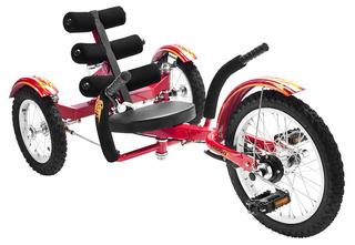 Bicicleta De 3 Ruedas Para Niños Reclinada Triciclo