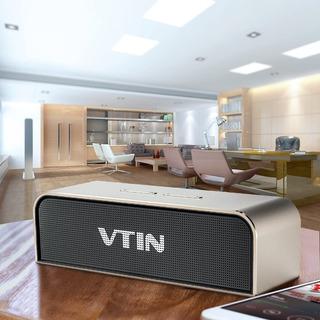 Increíble Parlante Bluetooth Vtin Royaler Impecable Liquido!