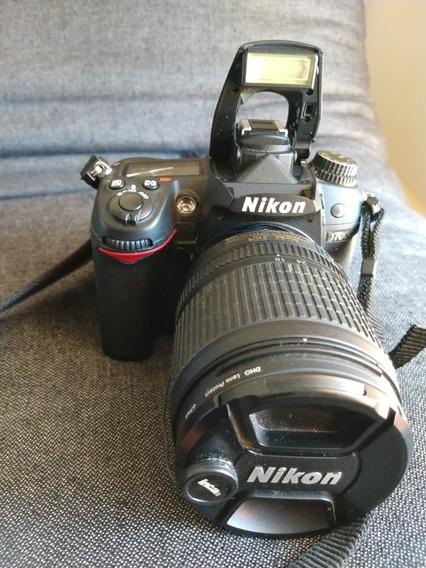 Vendo Nikon D7000 Super Conservada