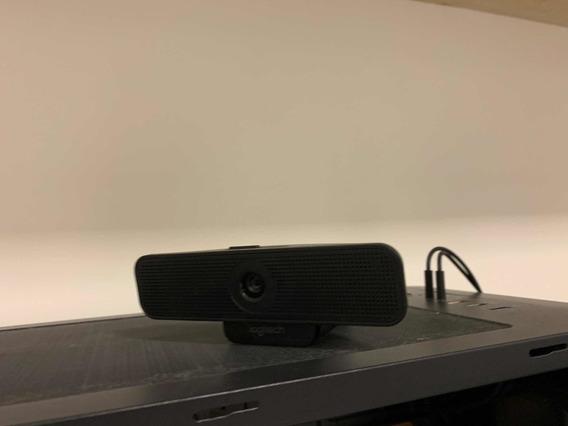 Câmera Logitech 1080p