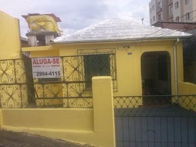 Cód. 169 Casa Térrea Tucuruvi 3 Dorm. 1 Vaga 1500,00