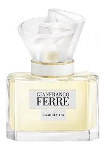 Perfume Gianfranco Ferre Camicia 113 Feminino 100ml S/caixa