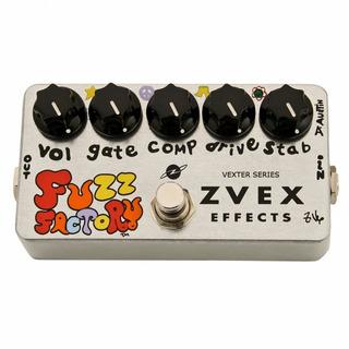 Pedal Guitarra Zvex Fuzz Factory Vexter - Cuotas