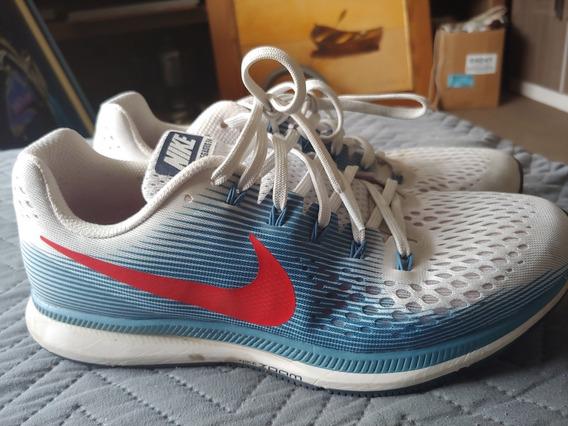 Tênis Nike Zoom Pegasus 34 Tamanho 41 Pouco Uso
