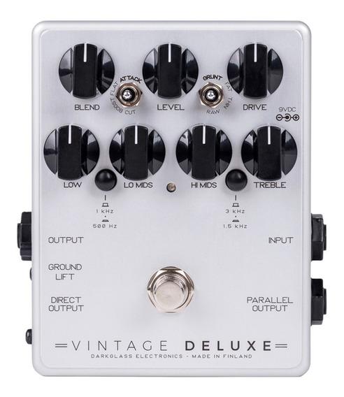 Pedal P/ Baixo Vintage Deluxe V3 Darkglass - Vmtdlx - Novo!!