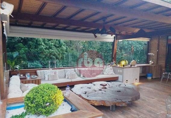 Casa Com 8 Dormitórios À Venda, 1200 M² Por R$ 6.000.000,00 - Condomínio Terras De São José - Itu/sp - Ca1962