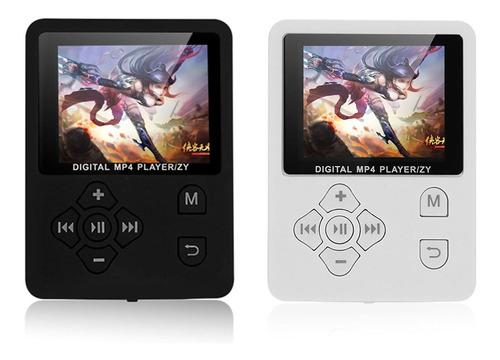 Mp3 Mp4 Reproductor Digital De 1,8 Pulgadas Pantalla Color R